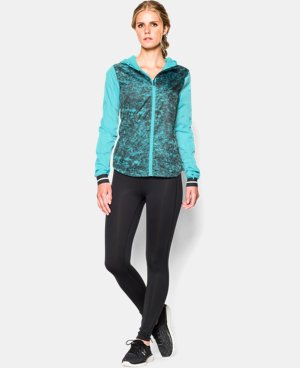 Women's UA Storm Layered Up Printed Jacket LIMITED TIME: FREE U.S. SHIPPING 1 Color $71.99