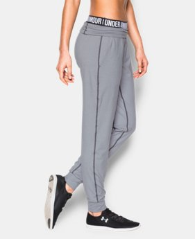 Women's UA Downtown Knit Pants LIMITED TIME: FREE SHIPPING 2 Colors $79.99