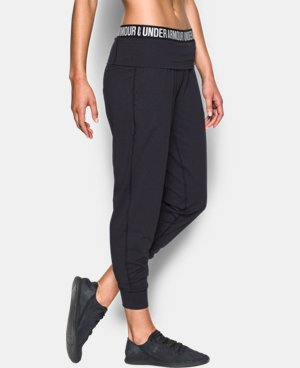 Women's UA Downtown Knit Pant LIMITED TIME: FREE SHIPPING 2 Colors $59.99