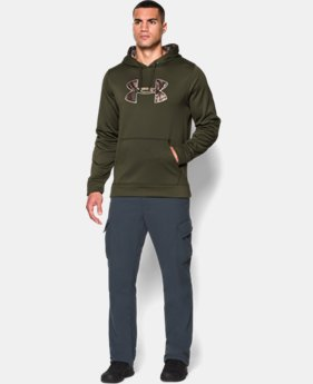 Men's UA Storm Caliber Hoodie  1 Color $36.74