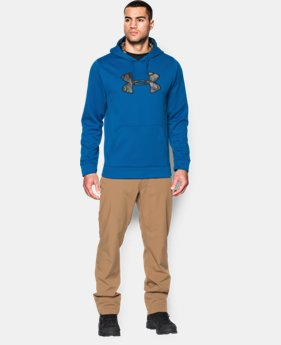 Men's UA Storm Caliber Hoodie LIMITED TIME: FREE SHIPPING 1 Color $42.74 to $52.99