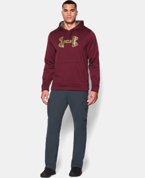 Men's UA Storm Caliber Hoodie LIMITED TIME: FREE SHIPPING  $56.99