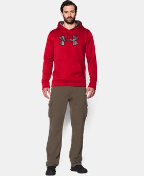 Men's UA Storm Caliber Hoodie  1 Color $74.99