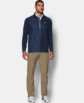 Men's UA Sweet Spot ½ Zip LIMITED TIME: FREE SHIPPING 2 Colors $44.99 to $59.99