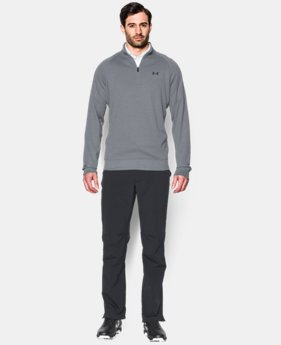 Men's UA Storm SweaterFleece Golf ¼ Zip LIMITED TIME: FREE SHIPPING 1 Color $79.99