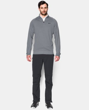 Men's UA Storm SweaterFleece Golf ¼ Zip LIMITED TIME: FREE SHIPPING 2 Colors $79.99