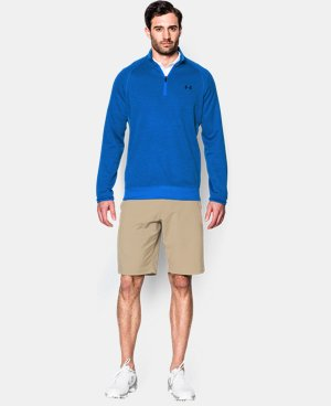 Men's UA Storm SweaterFleece Golf ¼ Zip  1 Color $79.99