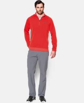 Men's UA Storm SweaterFleece Golf ¼ Zip