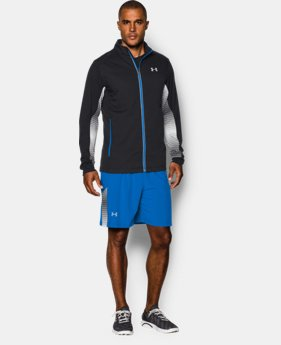 Men's UA Run E-L Hybrid Jacket