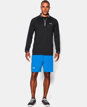 Men's UA Launch Run ¼ Zip