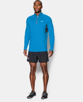 Men's UA Launch Run ¼ Zip   $44.99 to $56.99