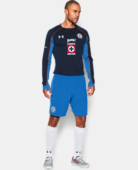 Men's Cruz Azul 15/16 Replica Goalkeeper Jersey