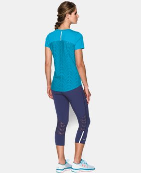 Women's UA ArmourVent™ Short Sleeve