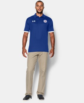 Men's Cruz Azul UA Polo