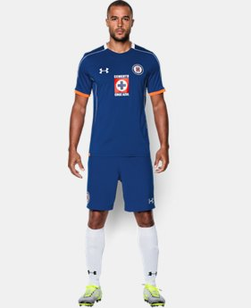 Men's Cruz Azul 15/16 Training Shorts  1 Color $30.99