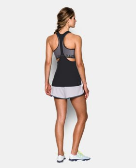 Women's HeatGear® Armour Mesh Tank LIMITED TIME: FREE SHIPPING 1 Color $34.99