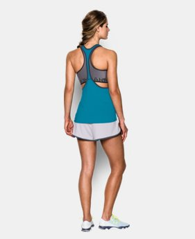 Women's HeatGear® Armour Mesh Tank