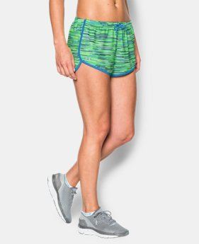 Women's UA Armour Loose Printed Short