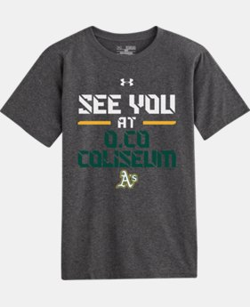 Kids' Oakland Athletics UA Tech™ T-Shirt