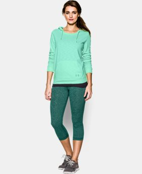 Women's UA Kaleidalogo Solid Pullover Hoody  1 Color $35.99