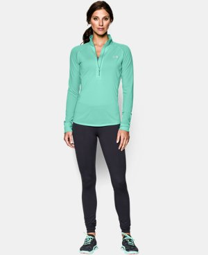 Women's UA Tech ½ Zip Twisted LIMITED TIME: FREE U.S. SHIPPING 1 Color $33.99