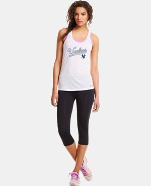 Women's New York Yankees UA Achieve Tank  1 Color $26.99