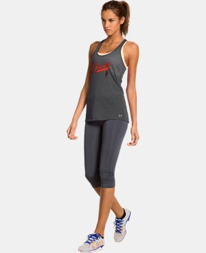 Women's San Francisco Giants UA Achieve Tank LIMITED TIME: FREE U.S. SHIPPING 1 Color $20.24