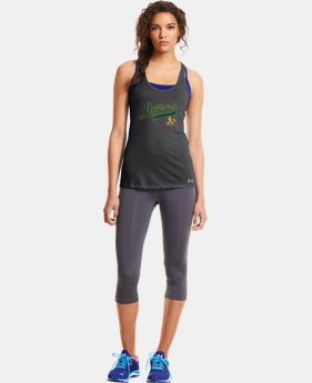 Women's Oakland Athletics UA Achieve Tank