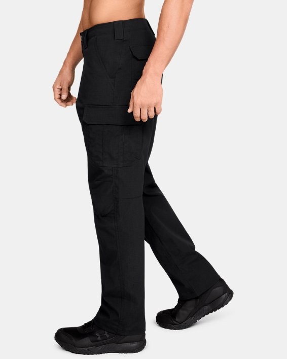 Pantalon UA Storm Tactical Patrol pour homme, Black, pdpMainDesktop image number 2