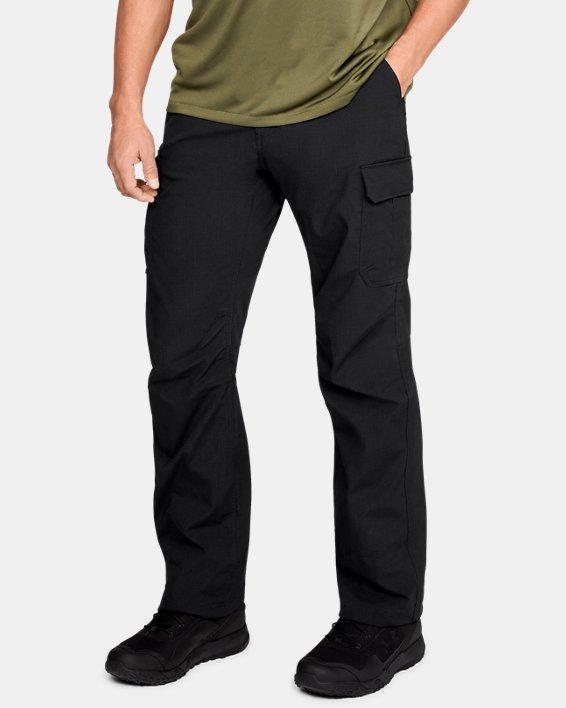 Pantalon UA Storm Tactical Patrol pour homme, Black, pdpMainDesktop image number 0