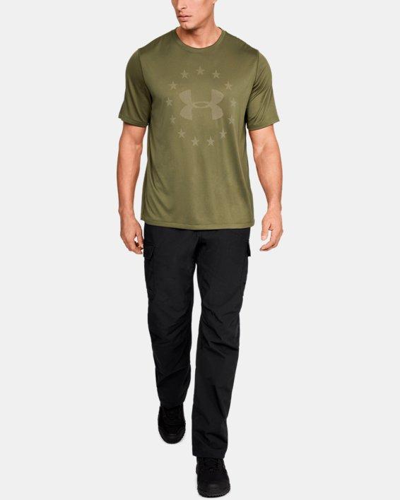 Pantalon UA Storm Tactical Patrol pour homme, Black, pdpMainDesktop image number 1