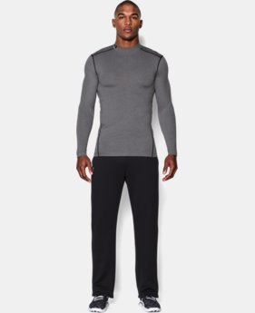 Men's UA ColdGear® Armour Compression Mock   $26.99