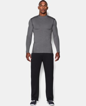 Men's UA ColdGear® Armour Compression Mock  1 Color $33.74