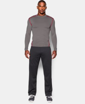 Men's UA ColdGear® Armour Compression Mock   $29.99 to $49.99
