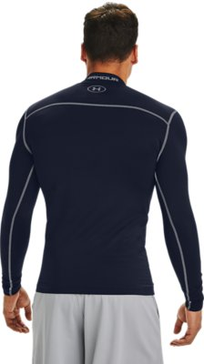 Under Armour Mens Cold Gear Armour Compression Mock Base Layer