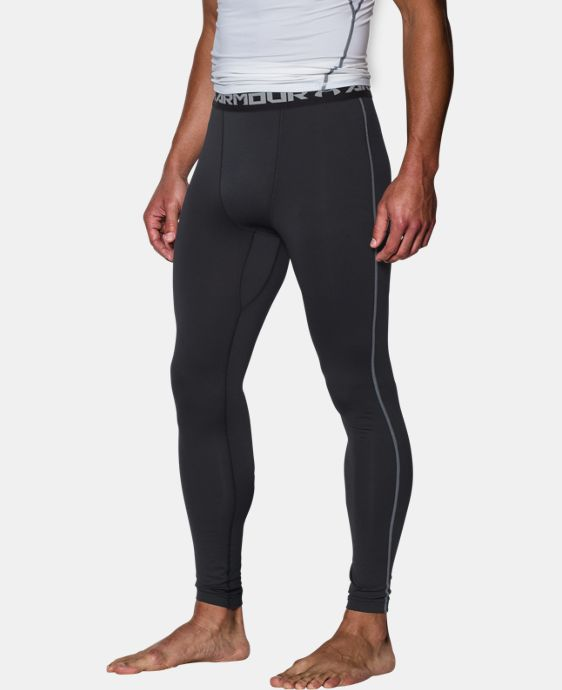 Men's UA ColdGear® Armour Compression Leggings  6 Colors $44.99