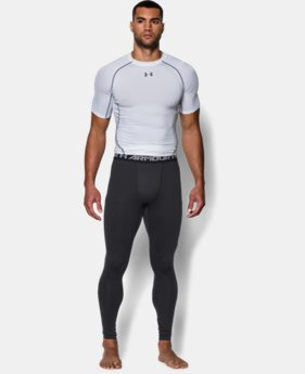 New Arrival  Men's UA ColdGear® Armour Compression Leggings LIMITED TIME: FREE SHIPPING 6 Colors $33.74 to $59.99