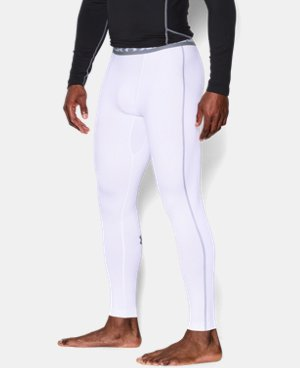 Men's UA ColdGear® Armour Compression Leggings  1 Color $44.99