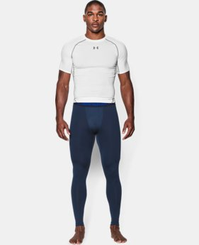 Men's UA ColdGear® Armour Compression Leggings LIMITED TIME: FREE U.S. SHIPPING 3 Colors $37.49