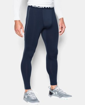 Best Seller Men's UA ColdGear® Armour Compression Leggings   $49.99