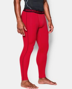 Men's UA ColdGear® Armour Compression Leggings  1 Color $22.49