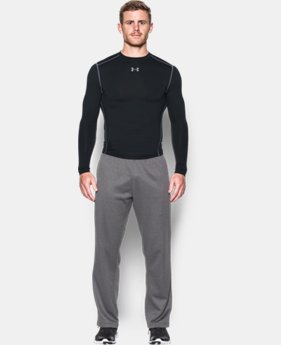 Men's UA ColdGear® Armour Compression Crew LIMITED TIME OFFER + FREE U.S. SHIPPING 2 Colors $37.49