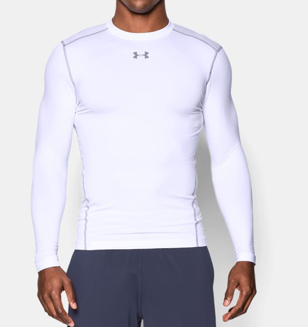 f6e160ec Men's UA ColdGear® Armour Compression Crew | Under Armour US