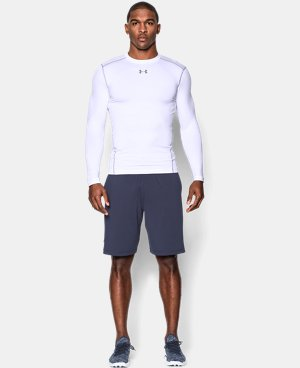 Men's UA ColdGear® Armour Compression Crew LIMITED TIME OFFER + FREE U.S. SHIPPING 1 Color $37.49
