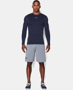 Men's UA ColdGear® Armour Compression Crew LIMITED TIME: FREE SHIPPING 2 Colors $49.99
