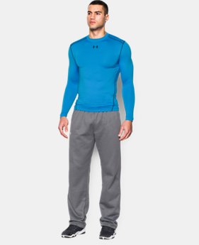 Men's UA ColdGear® Armour Compression Crew  1 Color $37.99