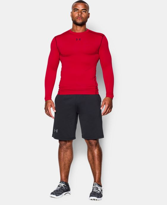Men's UA ColdGear® Armour Compression Crew LIMITED TIME: FREE U.S. SHIPPING 3 Colors $37.49