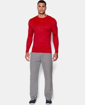 Men's UA ColdGear® Armour Printed Compression Crew LIMITED TIME: UP TO 30% OFF 1 Color $44.99