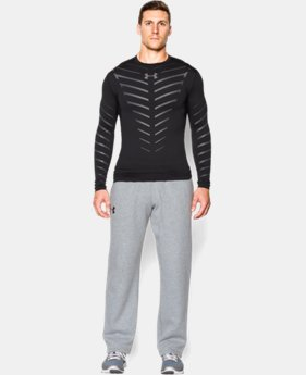 Men's UA ColdGear® Infrared Armour Compression Crew  2 Colors $40.49