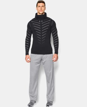 Men's UA ColdGear® Infrared Armour Compression Hoodie